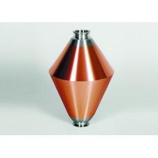 Лампа медная 2 дюйма