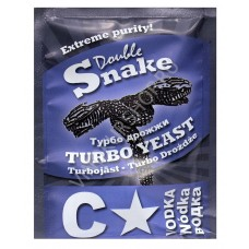 Дрожжи Double Snake C (vodka)