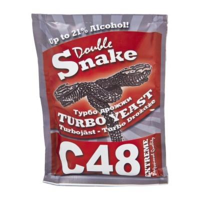 Дрожжи Double Snake C48 | Самогона.нет