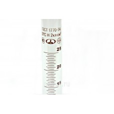 Цилиндр мерный 25 мл
