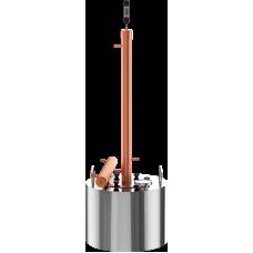 Самогонный аппарат Cuprum&Steel, DE LUXE, 15л