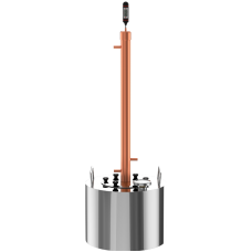 Самогонный аппарат Cuprum&Steel, LUXE, 40л