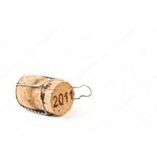 Пробка корковая шампань