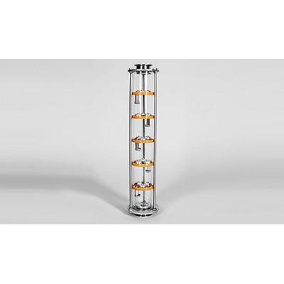 Колпачковая колонна д=75 мм. 5 палубв магазине Самогона.Нет