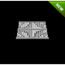 Аксессуары: решетка - гриль 315х340 мм.